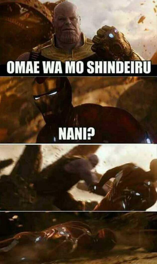 Omae wa mou shindeiru: o que significa o meme? Nani?